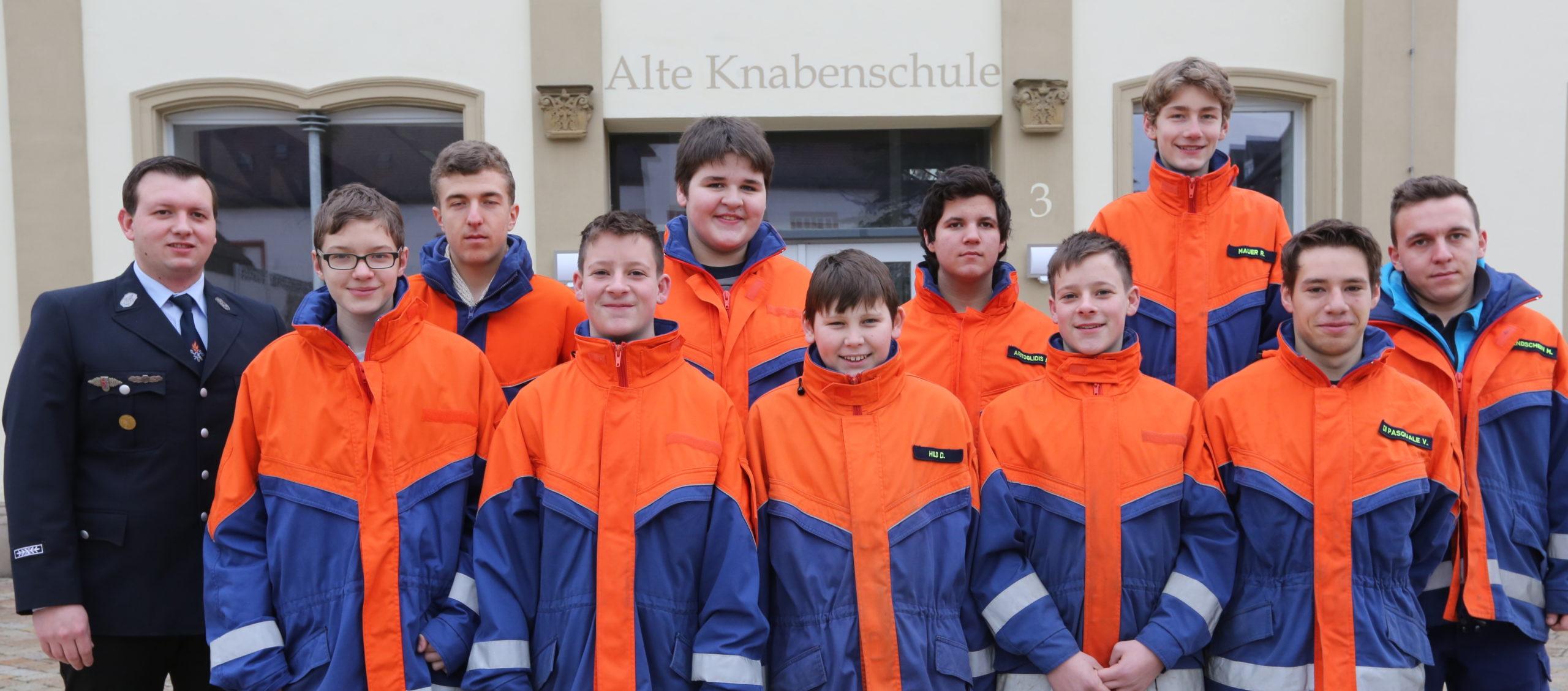 Jugendfeuerwehr 2016