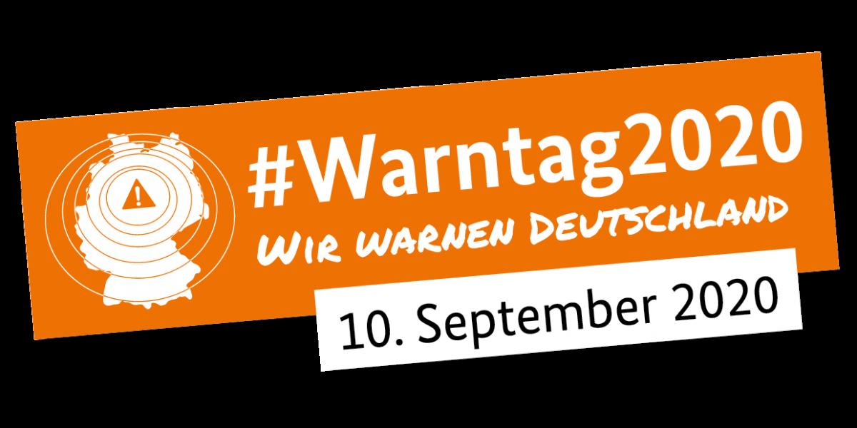 #Warntag2020 Wir warnen Deutschland